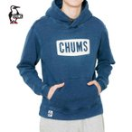 ショッピングチャムス チャムス CHUMS スウェットパーカー メンズ チャムスロゴプルオーバーパーカインディゴ CH00-1097