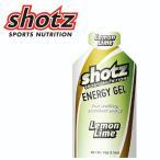 ショッツ SHOTZ ゼリー Energy Gel エナジージェル レモンライム ENERGY1LL
