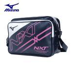 ショッピングエナメル ミズノ エナメルバッグ 30Lサイズ メンズ レディース NXTショルダーバッグ  33JS8002-71 MIZUNO
