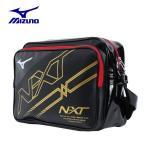 ショッピングエナメル ミズノ エナメルバッグ 30Lサイズ メンズ レディース NXTショルダーバッグ 33JS8002-90 MIZUNO