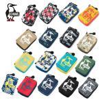 チャムス CHUMS ポーチ メンズ レディース Eco Key Zip Case エコ キー ジップケース キーケース キーコイン CH60-2486