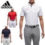 アディダス ゴルフウェア ポロシャツ 半袖 メンズ JP adicross シティモノグラム S/S ポロ CCO41 adidas