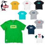 チャムス  CHUMS Logo T-Shirt CH01-1324 White 日本 M  日本サイズM相当