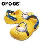 クロックス サンダル クロックス ファン ラブ ミニオンズ クロッグ キッズ 204113-730 crocs crocs