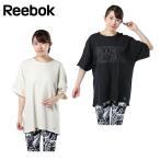 リーボック Reebok Tシャツ 半袖 レディース ヨガスウェットTシャツ FLO52
