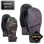 バートン スノーボードグローブ ミトン メンズ GORE-TEX Under Mitten   Gore warm technology 103941 SHADOWS M