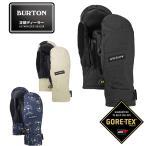 バートン スノーボードグローブ ミトン レディース Womens Burton Reverb GORE-TEX Mitten 103411 TRUE BLACK S