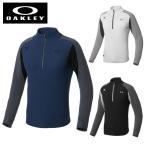 ショッピングセーター オークリー ゴルフウェア セーター メンズ スカル SKULL DIVIDED ハーフジップセーター 461708JP OAKLEY
