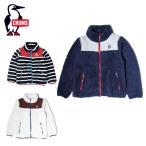 チャムス CHUMS フリース ジュニア Kids Fleece Elmo Jacket キッズフリースエルモジャケット キッズ フリース CH24-1018