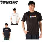 バスケットボールウェア 半袖シャツ メンズ プリントTシャツ TP570413I01 スリーポイント ThreePoint