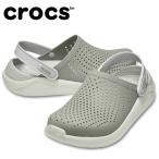 クロックス サンダル メンズ LiteRide Clog ライトライド クロッグ 204592-06J crocs