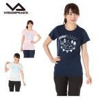 ビジョンピークス VISIONPEAKS  Tシャツ 半袖 レディース テント SS VP171116I07