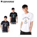 コンバース バスケットボールウェア 半袖シャツ メンズ 半袖プリントTシャツ CBD291326 CONVERSE