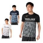 ケルメ KELME サッカーウェア プラクティスシャツ 半袖 メンズ Tシャツ KC19S111