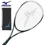 ミズノ ソフトテニスラケット オールラウンド 張り上げ済み メンズ レディース TECHNIX 200 テクニクス 63JTN97518 MIZUNO
