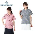 е▐еєе╖еєе░ Munsingwear е┤еые╒ежезев е▌еэе╖еуе─ ╚╛┬╡ еье╟егб╝е╣ еле╬е│е╫еъеєе╚ MGWNJA02X