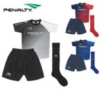 ペナルティー Penalty サッカーウェア プラクティスシャツ 上下 セット ジュニア プラクティス3点セット PU9200J