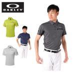 オークリー ゴルフウェア ポロシャツ 半袖 メンズ Skull Particle Dot Shirts  スカル パーティクル ドット シャツ 434299JP OAKLEY