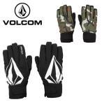 ボルコム VOLCOM スノーボードグローブ メンズ レディース NYLE GLOVE J6852006