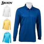 スリクソン SRIXON ゴルフウェア 長袖シャツ メンズ メッシュリバース長袖シャツ RGMOJB01