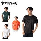 バスケットボールウェア 半袖シャツ メンズ シャドーロゴTシャツ TP570413J03 スリーポイント ThreePoint