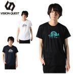 バレーボールウェア 半袖シャツ メンズ バレープレイヤー Tシャツ VQ570513J02 ビジョンクエスト VISION QUEST