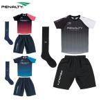 ペナルティー サッカーウェア プラクティスシャツ 上下セット ジュニア 3点セット PU0200J Penalty画像