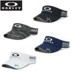 オークリー ゴルフ サンバイザー メンズ ロゴバイザー FOS900130 OAKLEY
