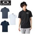オークリー ポロシャツ 半袖 メンズ Enhance SS Mock 10.0 エンハンス ショートスリーブ モック 10.0 FOA400840 OAKLEY