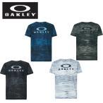 オークリー Tシャツ 半袖 メンズ Enhance QD SS Tee Graphic 10.0 エンハンス QD ショートスリーブ ティー グラフィック10.0 FOA400810 OAKLEY