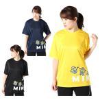 ミニオンズ バレーボールウェア 半袖シャツ レディース バレー半袖Tシャツ MINIONS 22843068 minions