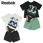 リーボック Reebok 水着 タンキニ 女の子 ジュニア タンキニT&チノパンツ 120-711