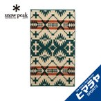 スノーピーク ブランケット SP×PENDLETON TOWEL BLANKET Mid size SI-20SU002GR snow peak