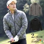アーノルドパーマー arnold palmer ゴルフウェア ブルゾン メンズ BK中綿コンビネーションジャケット AP220206J01