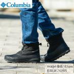 コロンビア スノーブーツ メンズ レディース チャケイピ 2 チャッカ オムニヒート CHAKEIPI II CHUKKA OMNI-HEAT YU0345-010 Columbia