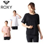 ロキシー ROXY  Tシャツ 半袖 レディース  DOUBLE LINE21 RST211608Y