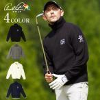 【10月中旬入荷予定】 アーノルドパーマー arnold palmer ゴルフウェア セーター メンズ タートルネックセーター AP220204K02