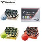 ツアーステージ TOURSTAGE ゴルフボール 2ダース 24個入り エクストラディスタンス EXTRA DISTANCE
