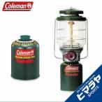 コールマン Coleman  アウトドア ガス ガソリンランタン 2500ノーススターLPガスランタン グリーン 純正LPガス燃料 2000015520+5103A470T