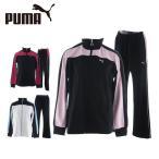 プーマ ( PUMA ) トレーニングウェア上下セット ( レディース ) Lトレシャツ Lトレパンツ 514108TX - 514109