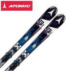 アトミック ATOMIC スキー板 セット金具付 BLACKEYE TI ARC + XTO12 【15-16 2016モデル】