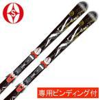 オガサカ OGASAKA スキー スキー板 セット金具付 AZ-16 + SLR10 TYROLIA 【15-16 2016モデル】