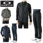 オークリー OAKLEY トレーニングウェア 上下セット メンズ トレーニングジャケット+トレーニングパンツ 412253JP+422155JP