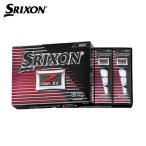 スリクソン SRIXON ゴルフボール 1ダース 12個入り Z-STAR XV ゼットスターXV 2017