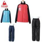 ルコック le coq sportif トレーニングウェア 上下セット ジュニア WBKシャツ17FW+WBKパンツ17FW QB579173JC+QB479173JC