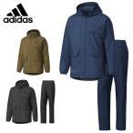 アディダス adidas 上下セット メンズ 24/7 中綿ウインドブレーカージャケット+24/7 中綿ウインドブレーカーパンツ DUQ95+DUQ94