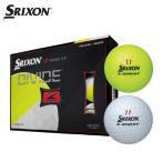 スリクソン SRIXON ゴルフボール 1ダース 12個入 ゼットスター XV ディバイド Z-STAR XV DIVIDE