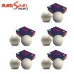 マルエスボール 野球 軟式ボール M号 マルエスM号ダース 5ダース 15710D MARU S BALL
