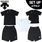 デサント バレーボールウェア 半袖シャツ プラシャツ DOR-B8990 BMZ 130