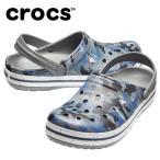 クロックス サンダル メンズ レディース crocband graphic 3.0 clog クロックバンド グラフィック 3.0 クロッグ 205330-97G crocs run
